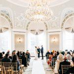 edmonton wedding venue whole room photo