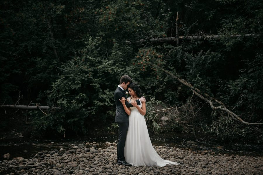 Edmonton Wedding at Mill Creek Ravine