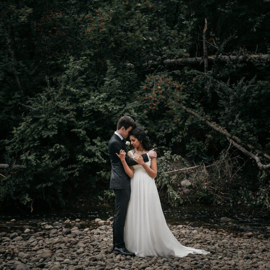Edmonton Wedding at Mill Creek Ravine