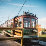 High Level Street Car // Coolest Edmonton Wedding Venue