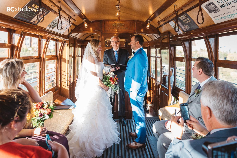 edmonton high level streetcar wedding - box cube photography - boxcubephoto.com