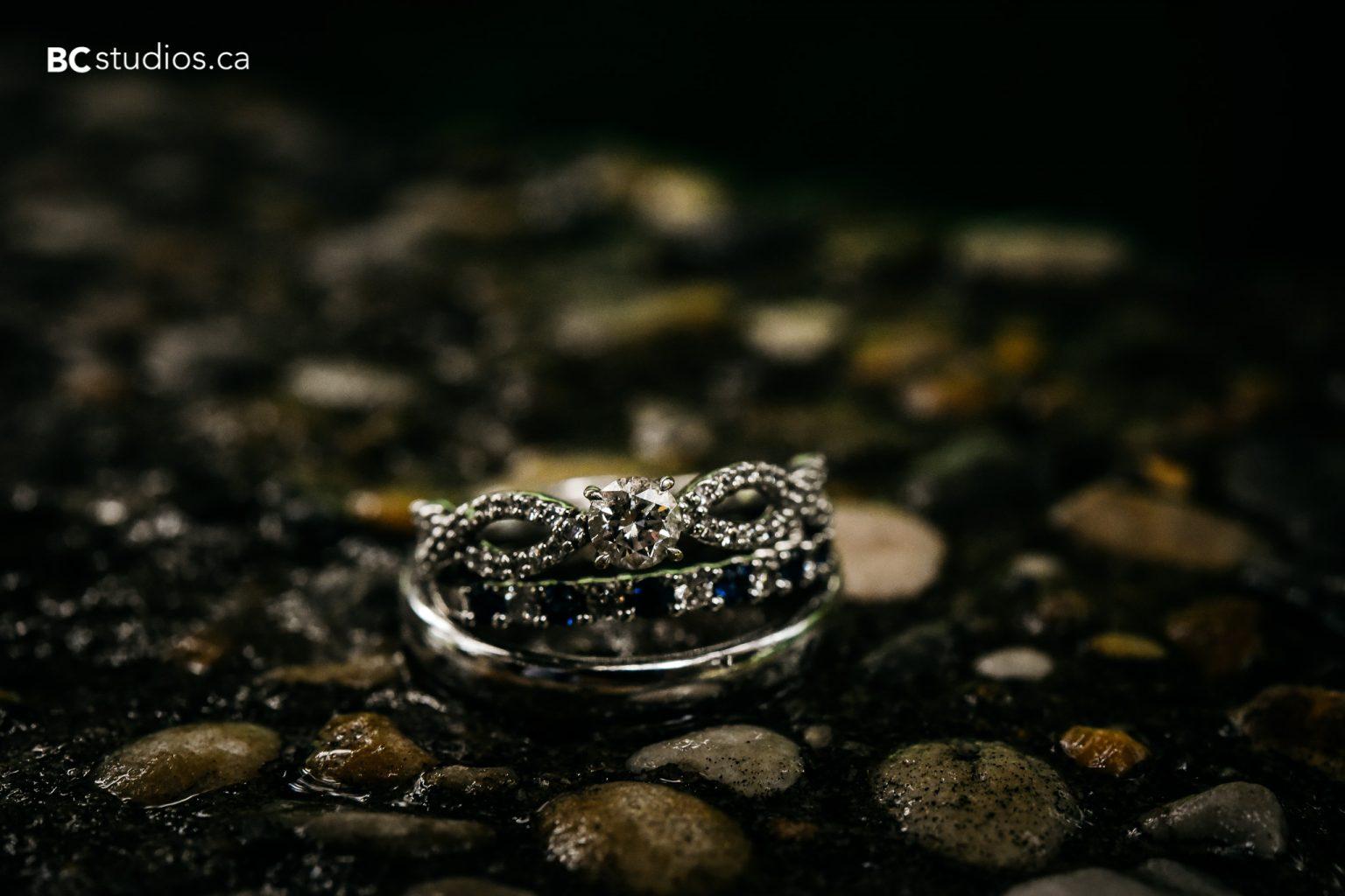 ring shot - wedding ring