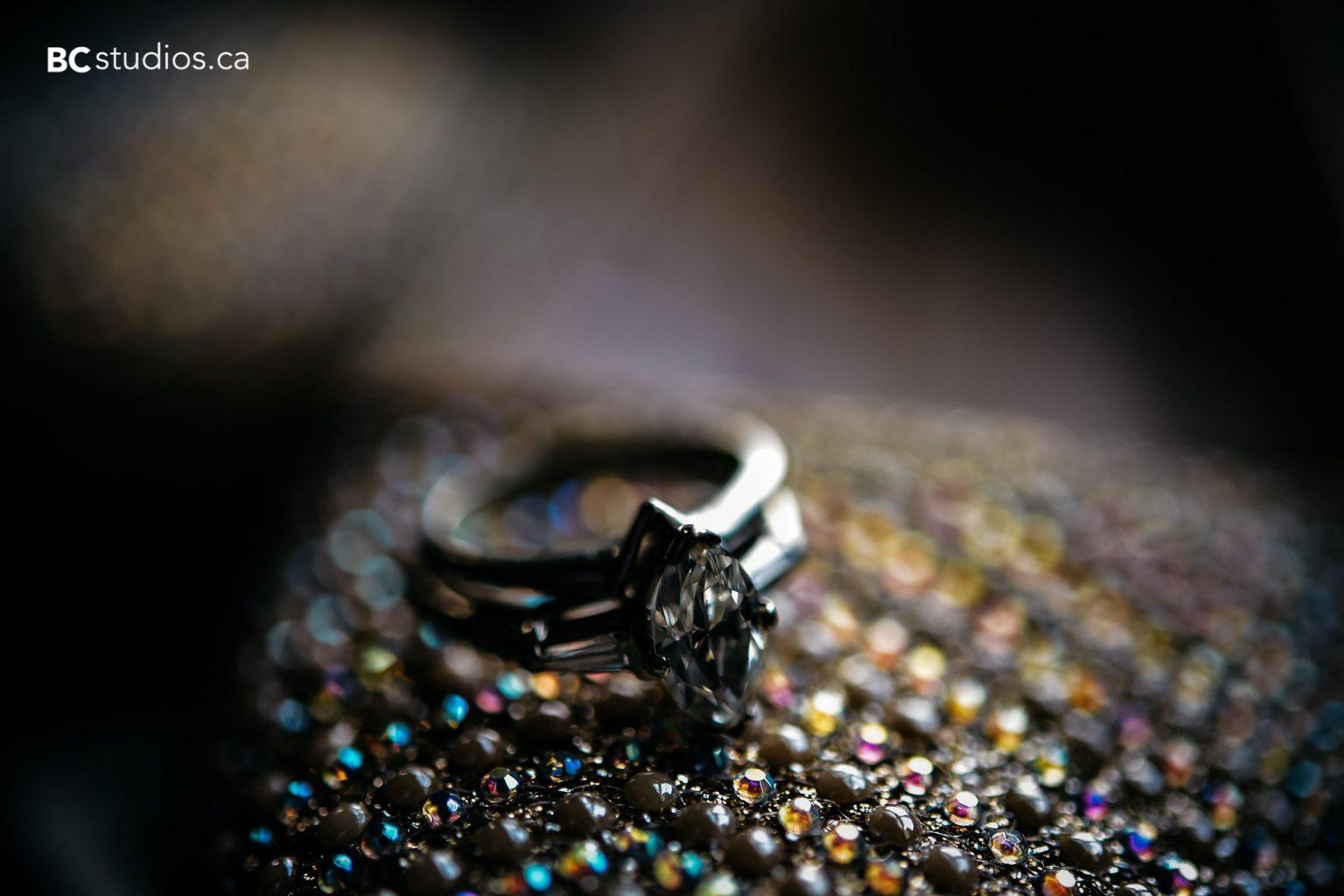 ring shot - shoe shot