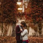 Dubue's Engagement Session at The University of Alberta