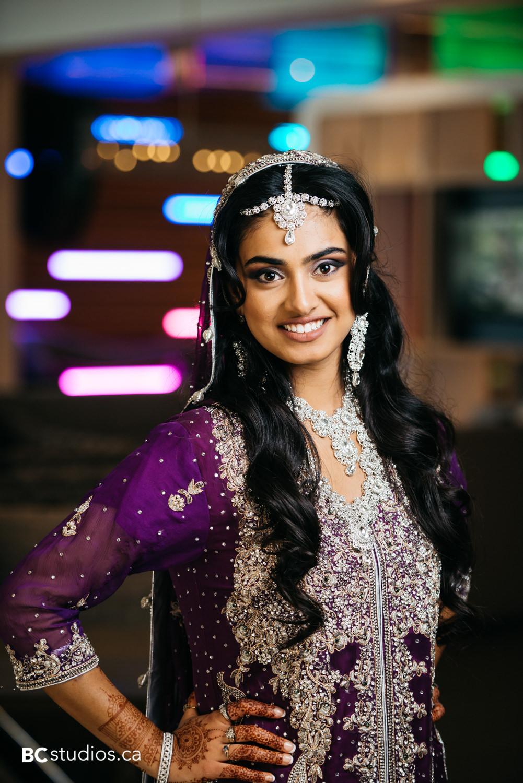pakistani wedding - baraat - mirage banquet hall - edmonton wedding photographer