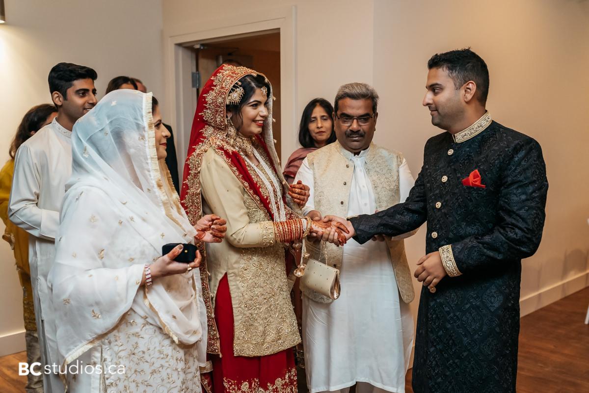 Rahman's Pakistani Wedding at Countryside Golf Club